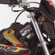 Rieju Motorrad MRT SM Racing 50 Detailansicht vorne