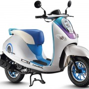 Tauris Roller Piccadilly 125 / 4T in Farbe Blau