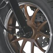Tauris Roller Piccadilly 50 / 4T Detailansicht Reifen vorne
