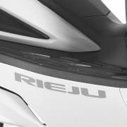 Rieju Roller RS Sport 50 AC Detailansicht Fußfläche