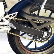 Rieju Motorrad RS3 50 Detailansicht Reifen