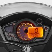 Rieju Motorrad RS3 50 Detailansicht Tachometer