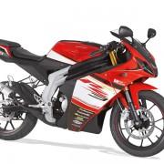 Rieju Motorrad Motorrad RS3 50 in Farbe Rot