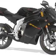 Rieju Motorrad RS3 50 in Farbe Schwarz