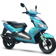Tauris Roller Strada 50 / 2T in Farbe Blau