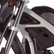Rieju Motorrad Tangoo! 50 Detailansicht vorne